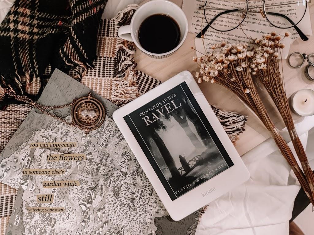 Contos de Awnya: Ravel – Flávio A. S. Fernandes | Resenha