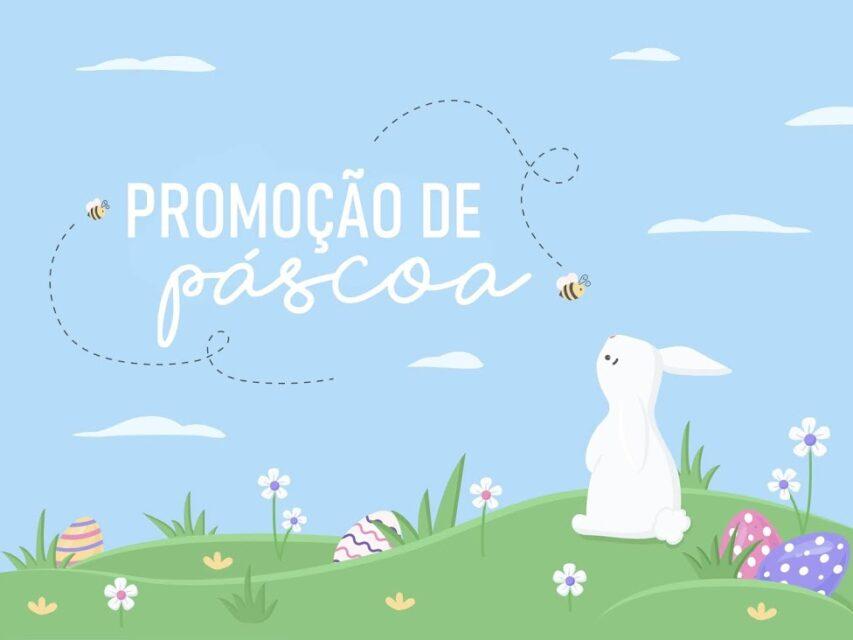 Promoção Páscoa Premiada