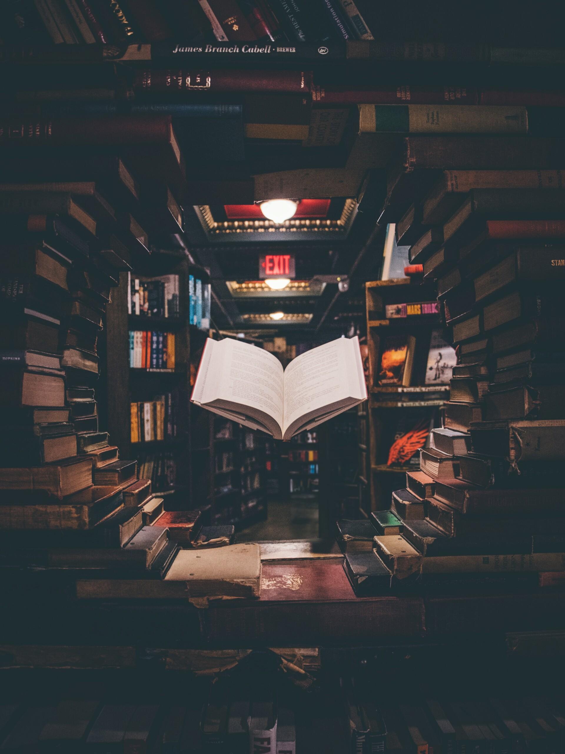 Como economizar na hora de comprar livros?