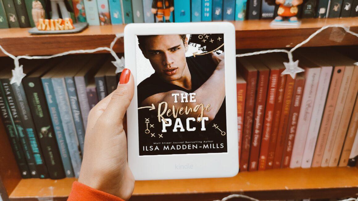 The revenge pact – Ilsa Madden-Mills | Resenha