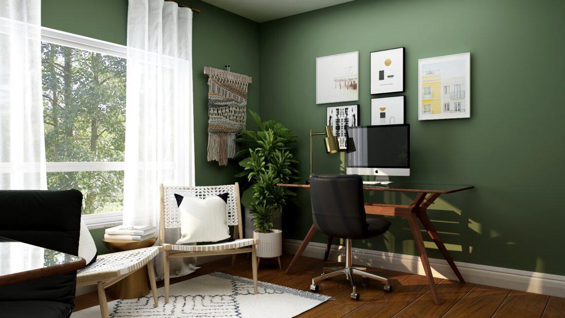Decorando seu home office com móveis clássicos